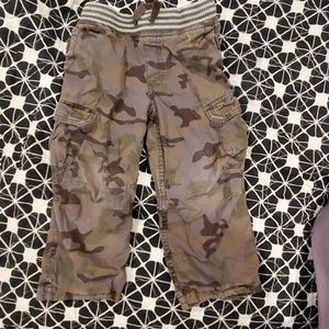 Boys hanna andersson lined cargo pants 100 (4)
